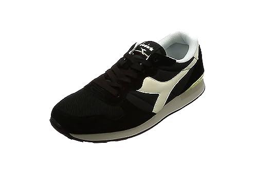 Mens Camaro Gymnastics Shoes, Black Diadora