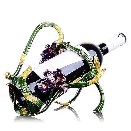 WBBJJ Estante del Vino, Sala de Estar Decoración Creativa del Arte Estante del Vino Moda