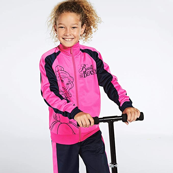 Disney Chándal Bella (Talla: 10): Amazon.es: Deportes y aire libre