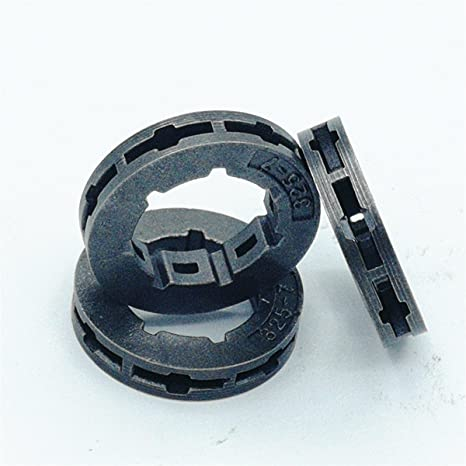 3 Pieces .325 Pitch 7 Tooth Sprocket Rim For Jonsered 2035 2036 2040 2041 2045 2050 2051 2054 2055 2145 2149 2159 Chainsaw Parts