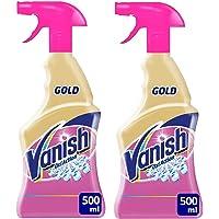 Vanish Gold Spray Pretratante - 2 Paquetes