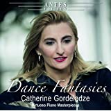 Dance Fantasies - Virtuoso Piano Masterpieces