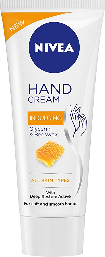 Nivea Protective Beeswax Hand Cream 75ml