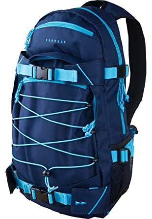 65f74a306939f Forvert Ice Louis 25 L Skateboard Rucksack navy blue  Amazon.de ...