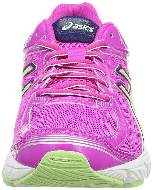 Asics Gt-1000 4 PS, Unisex-Kinder Laufschuhe, Pink (Pink Glow/Pistachio/Indigo Blu 3587), 30 EU
