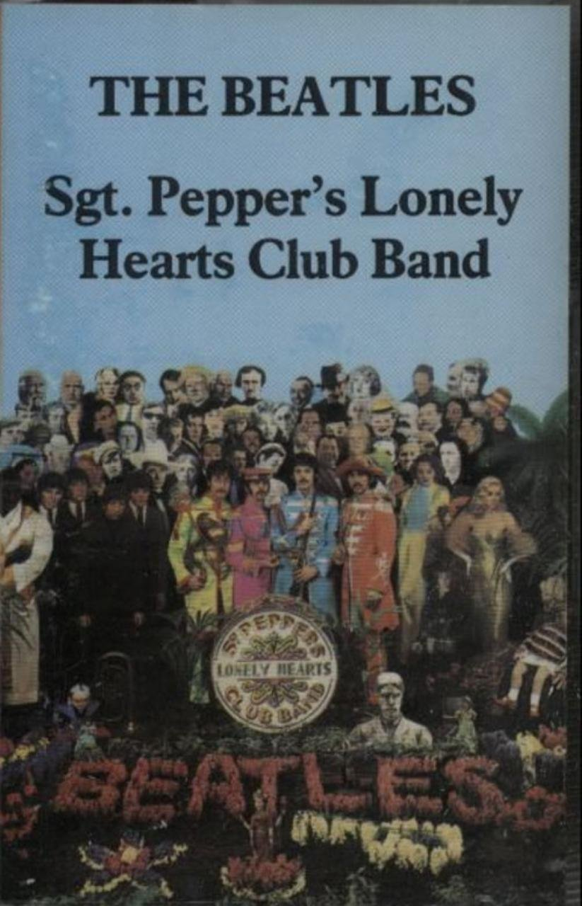 Sgt. Pepper's Lonely Hearts Club Band - 80s