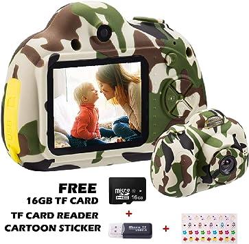 Amazon.com: Kidove Kids Toys Fun Camera - Juego de ...