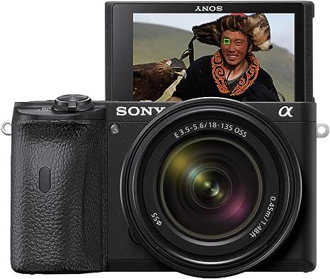 Sony Alpha 6600M, Cámara Evil de 24.2 MP (Sensor APS-C CMOS Exmor ...