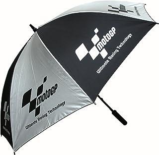 MotoGP Track Umbrella Black & Silver (MGPUMB06) by MotoGP