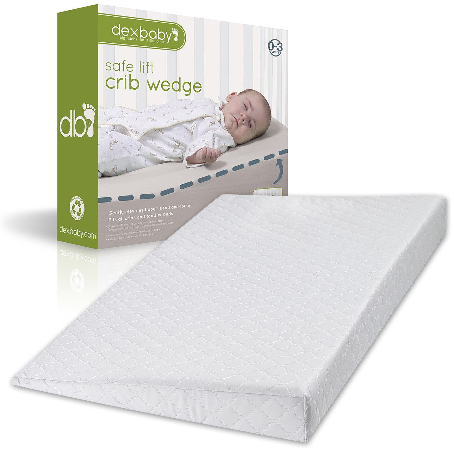 Amazon Com Conforzy Universal Bassinet Wedge Newborn