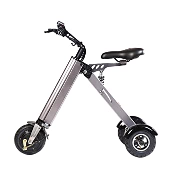 Amazon.com: TopMate ES31 - Patinete eléctrico mini plegable ...
