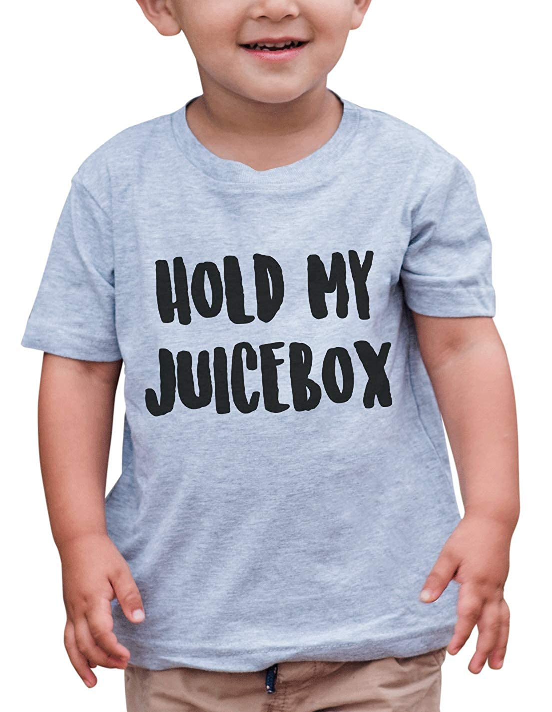 7 ate 9 Apparel Funny Kids Hold My Juicebox T-Shirt