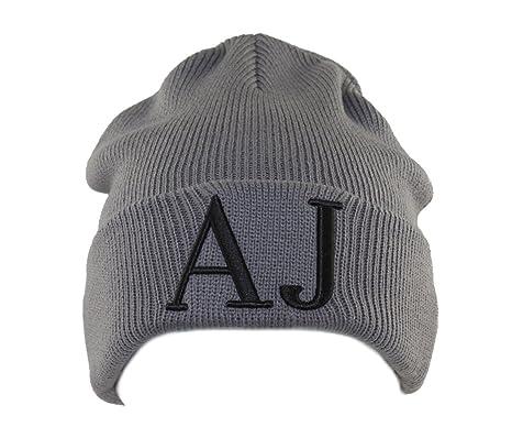 Armani Jeans - Gorro de punto - para hombre gris III: Amazon.es ...