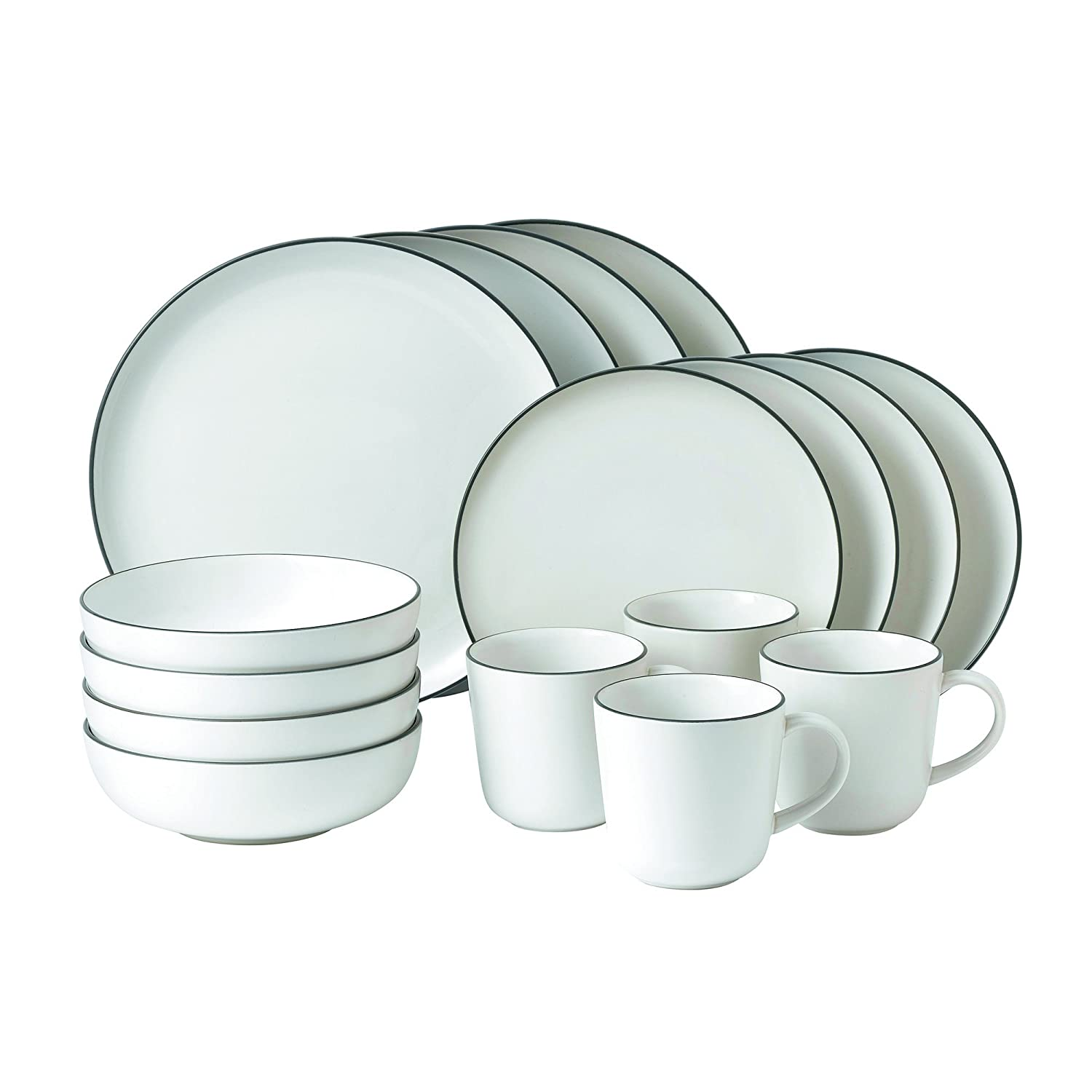 Breadstreet by Gordon Ramsay 16-Piece Set Royal Doulton 8772025796