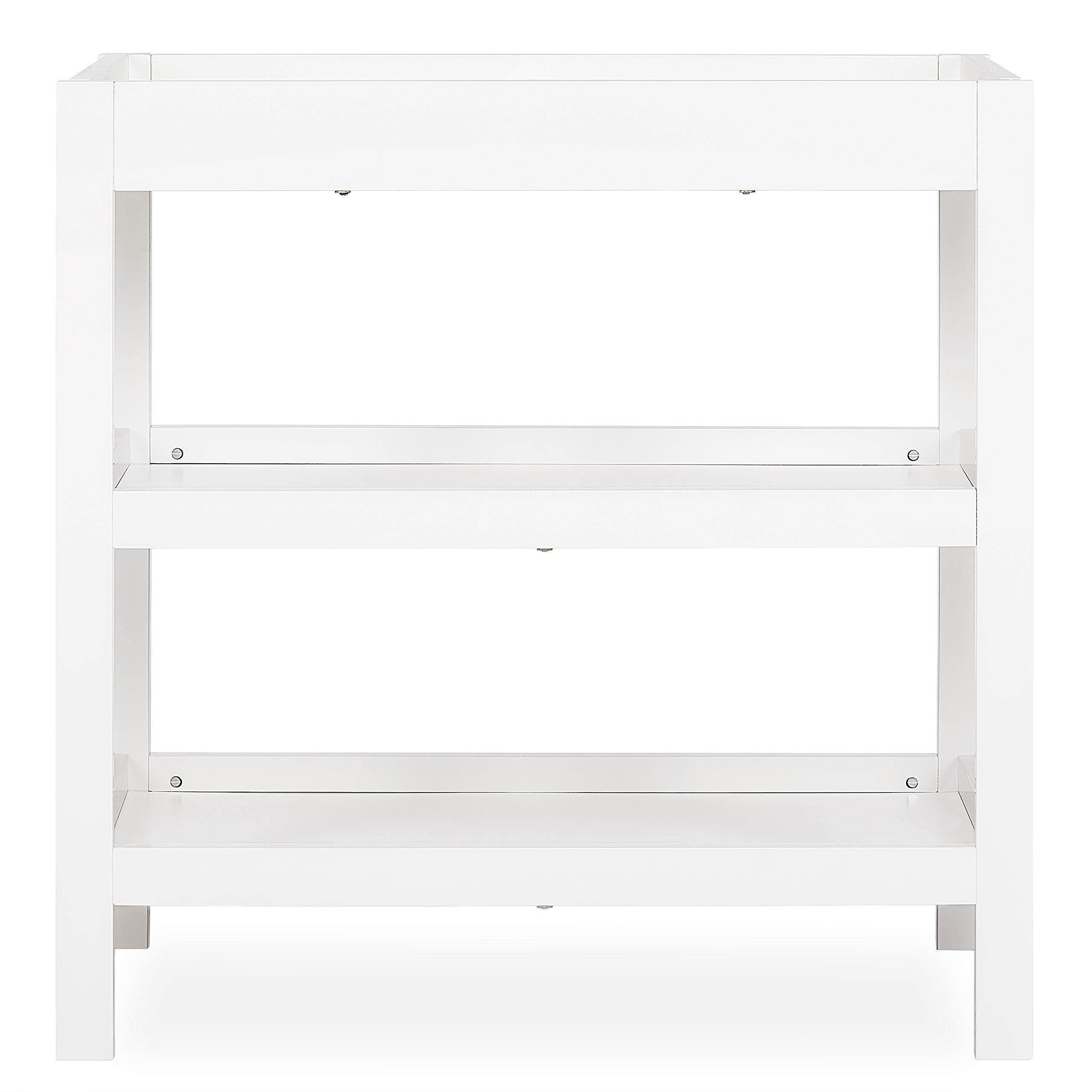 Dream On Me Ridgefield Changing Table in White (737-W) by Dream On Me