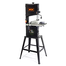 Stand Mounted Bandsaw