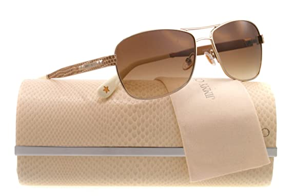 148a65153a95 Image Unavailable. Image not available for. Color  Jimmy Choo Unisex Cris S  Light Gold Brown Gradient