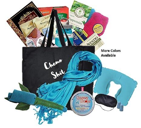 Amazon.com: Big Queasy quimio cesta de regalo para mujeres ...