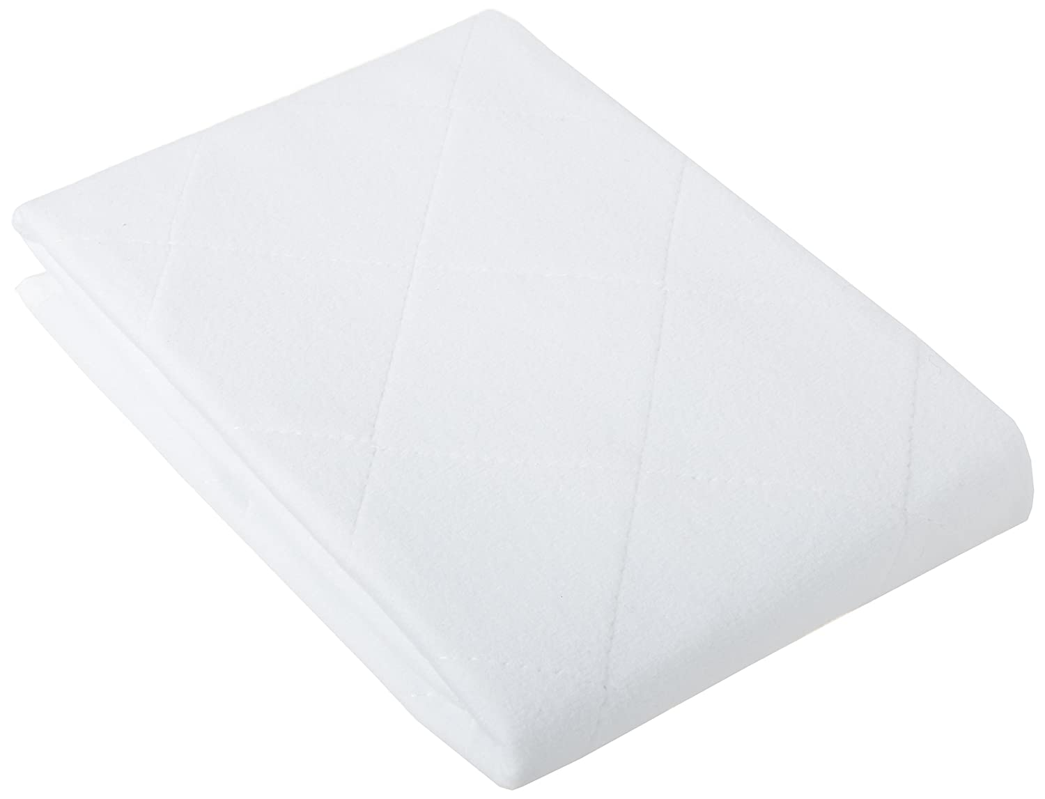 Graco 2 Pack- Pack N Play Changing Table Pad Cover - White Graco Baby