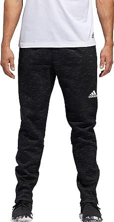 Casi muerto Cantina Janice  Amazon.com: adidas Men's Post Game Fleece Tapered Pants (L, Black): Clothing