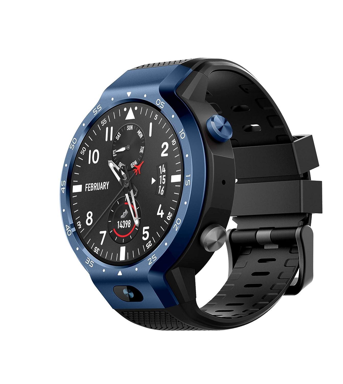 JIANGJIE Smart Watch 4G, Sistema Dual Android 7.1 5MP ...