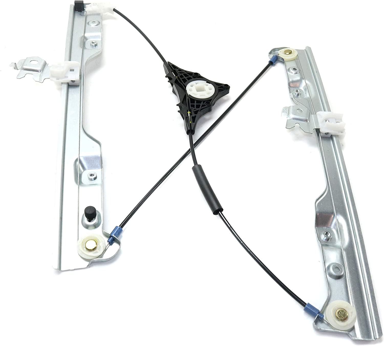 Front Window Regulator Compatible with NISSAN ROGUE 2008-2013//ROGUE SELECT 2014-2015 RH Power
