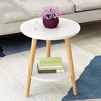 Amazon.de: JTWJ Nordic einfache Moderne Ecke Wohnzimmer Mini ...