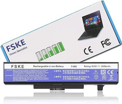 FSKE Batería para Lenovo 0A36311 L11S6Y01 L11L6Y01 L11M6Y01 ...