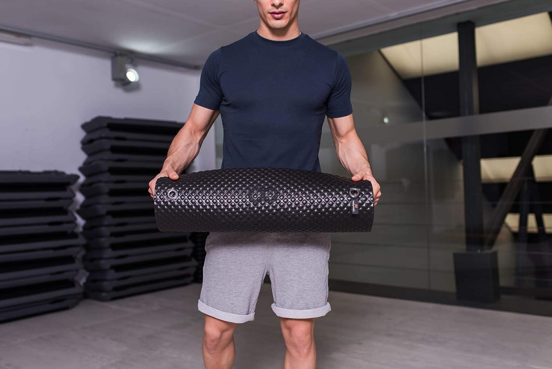 Bootymats Pro - Colchoneta Fitness Butt Workout Extra Acolchada. Máximo Confort y Comodidad: Fitness, Pilates, Suelo pélvico, Estiramientos. Medidas: ...