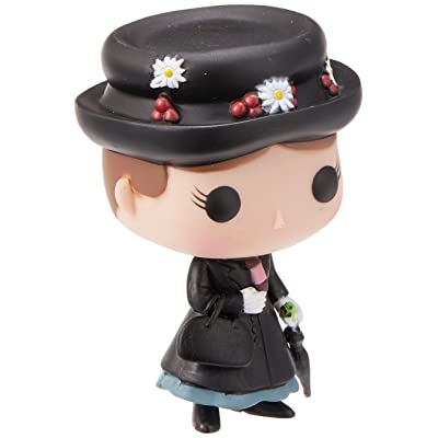 Funko POP Disney Series 5: Mary Poppins Vinyl Figure: Funko Pop! Disney:: Toys & Games