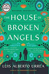 The House of Broken Angels Paperback