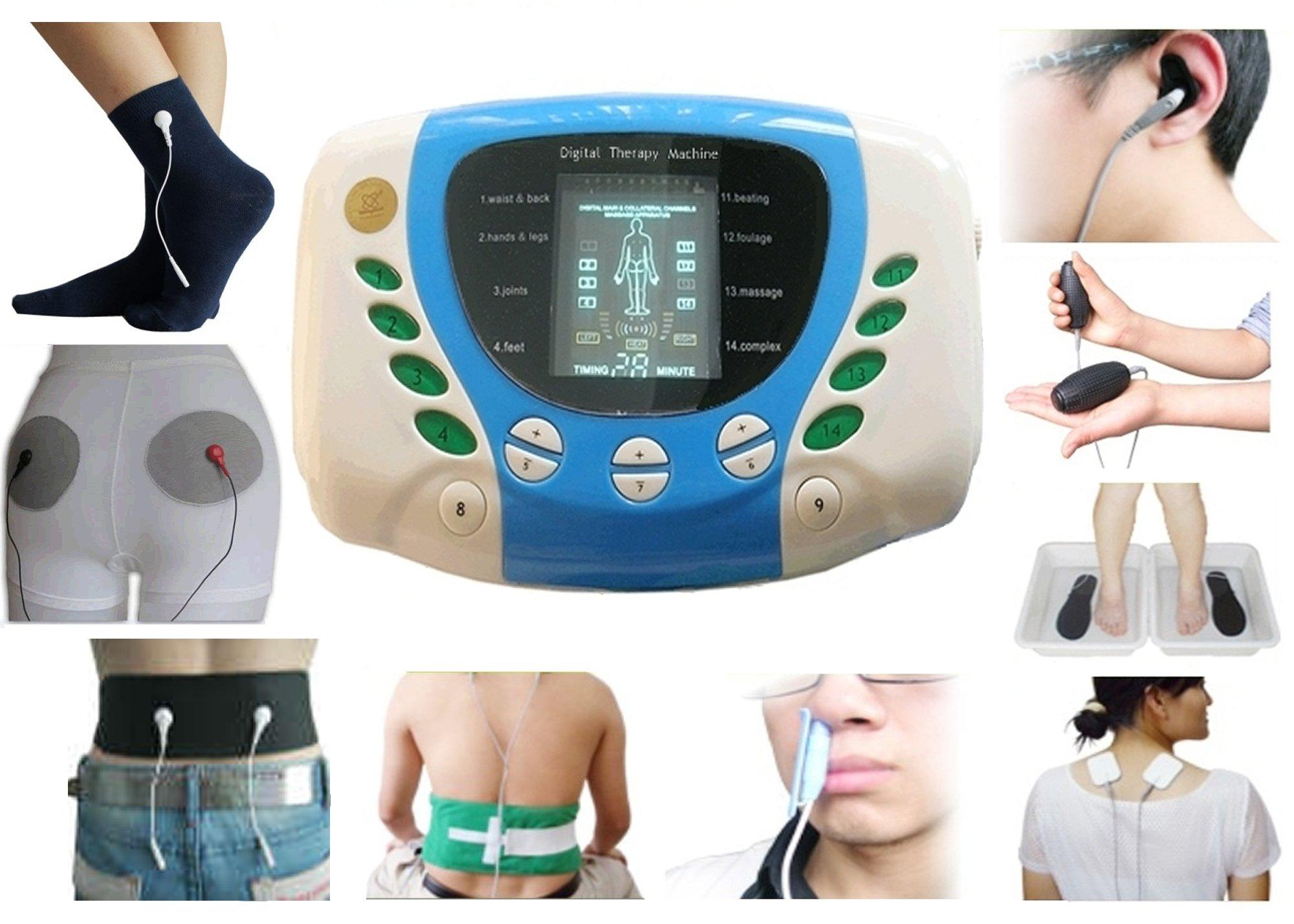 Low Back Pain Acupuncture Medicomat-5 Acupuncture