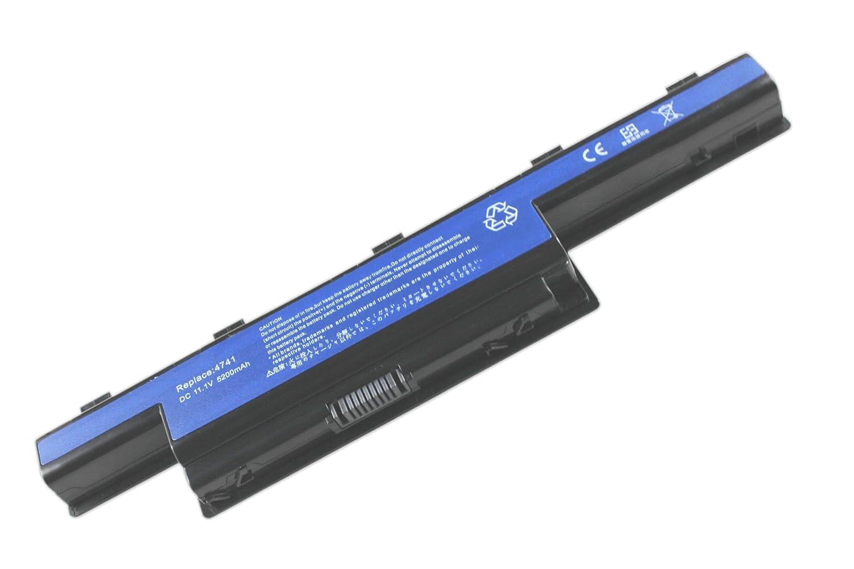 TOKUYI Batería para ordenador portátil Acer Aspire 5742 G 5742Z 5742ZG AS10D31 AS10D41 Aspire 4551 G Aspire 4771 G [11,1 V 5200 mAh Li-ion]: Amazon.es: ...