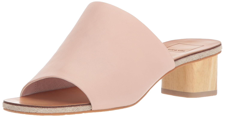 Dolce Vita Women's Kaira Slide Sandal B077NG6J5M 8 B(M) US Blush Leather