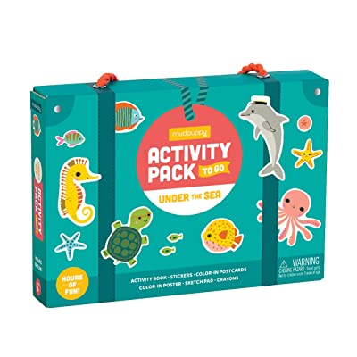Under The Sea Activity Pack To Go: Toys & Games