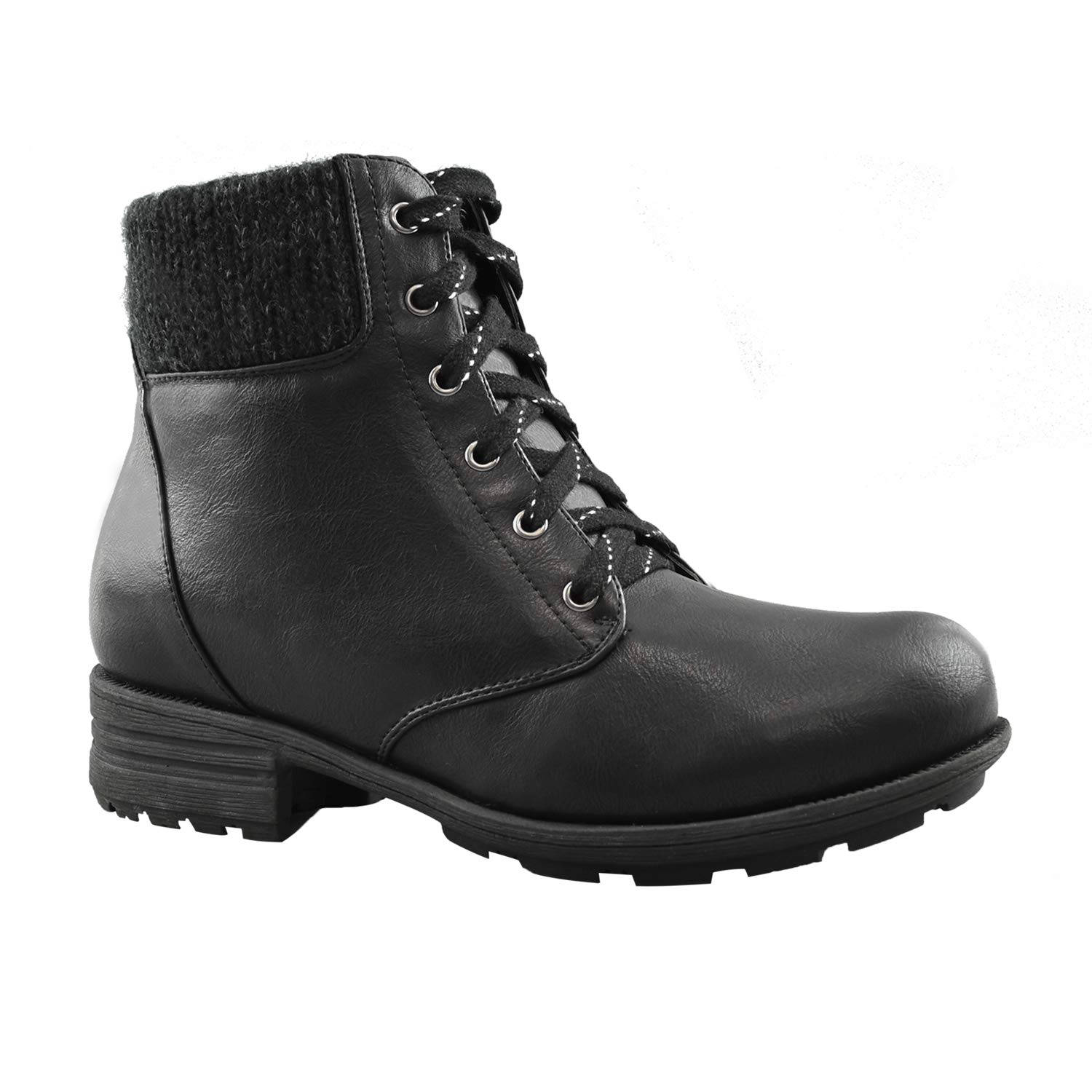 Comfy Moda Women's Winter Boots 3M™ Thinsulate™ Memory Foam Super Warm Comfy Wide Fitting size 12 available - Hunter