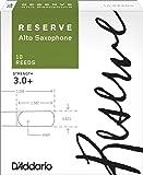 D'Addario  リード レゼルヴ アルトサクソフォーン 強度:3.0+(10枚入) ファイルドカット DJR10305