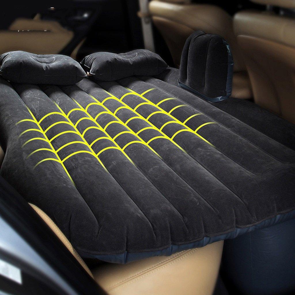 Aufblasbares Bett Für Auto Heavy Duty Portable Premium Queen Größe Doppel Luftmatratze Reisen Reise Beige Schwarz Blau 135  85  45 Cm