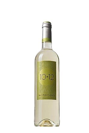 Vino Blanco 10·12 Aguja Semi Dulce Tierra de Extremadura [Pack 6 x 75