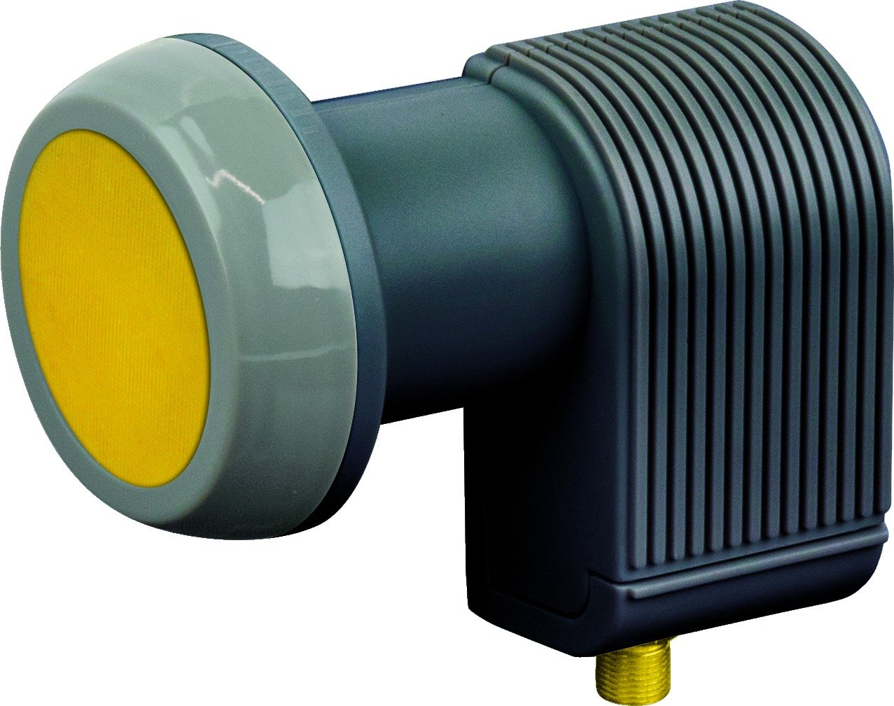 Schwaiger Single LNB 40mm Sun Protect Hellgrau
