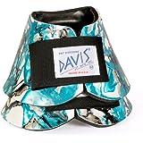 DAVIS Artisan Medium Teal No-Turn Bell Boots