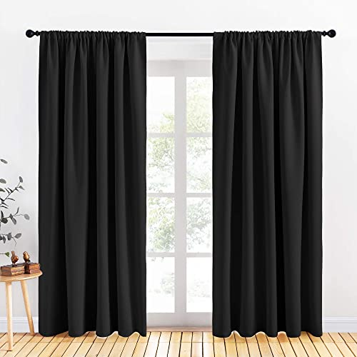 PONY DANCE Black Out Curtains