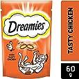 Dreamies Cat Treats, Chicken, 60 gm