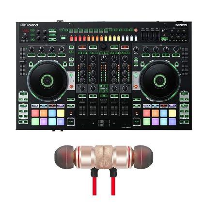 Amazon com: Roland DJ-808 4-Channel DJ Controller for Serato