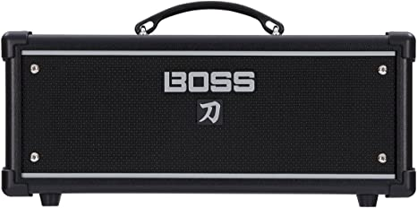 BOSS KTN-HEAD Katana - Amplificador de guitarra portátil (100 W ...