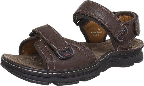 Clarks ATL Part, Men's Sandals: Amazon