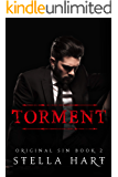 Torment: A Dark Captive Romance (Original Sin Book 2)