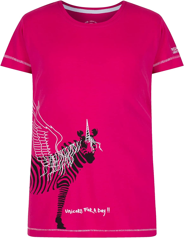 Beb/é-Ni/ños Regatta Bobbles II Camiseta