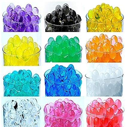 amazon com 12 pack combo sooper beads decoration vase filler