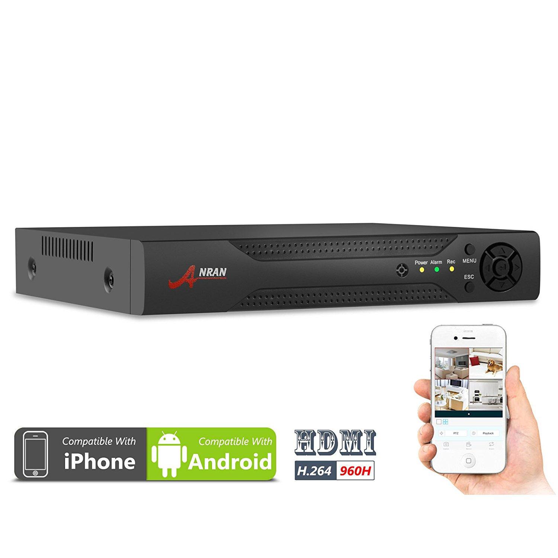 交換無料! Anran by 8 Channels DVR Digital Cctv Security Network Mobile Recorder 960H Full D1 Motion Detection 8ch H.264 Digital Video Recorder by ANRAN B00MWIQ21E, MASTERPIECE:0d612cff --- a0267596.xsph.ru